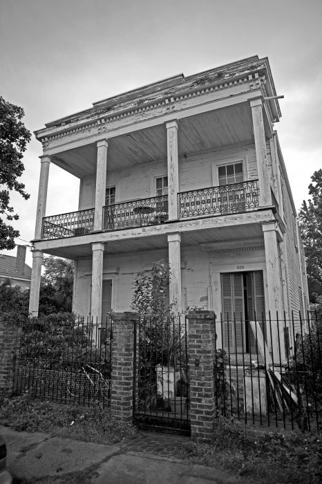 Antebellum House, Bywater