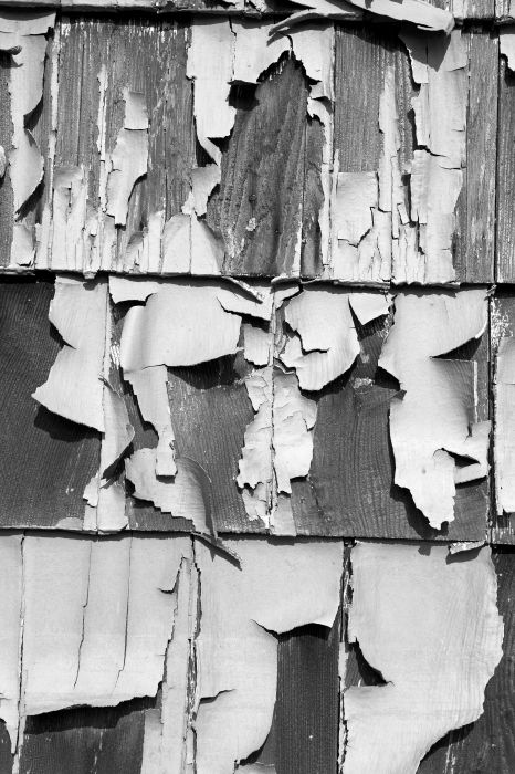 Peeling Paint, Condemned House, Bywater