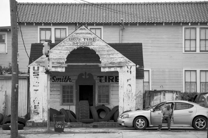 Smith Tire, Bywater