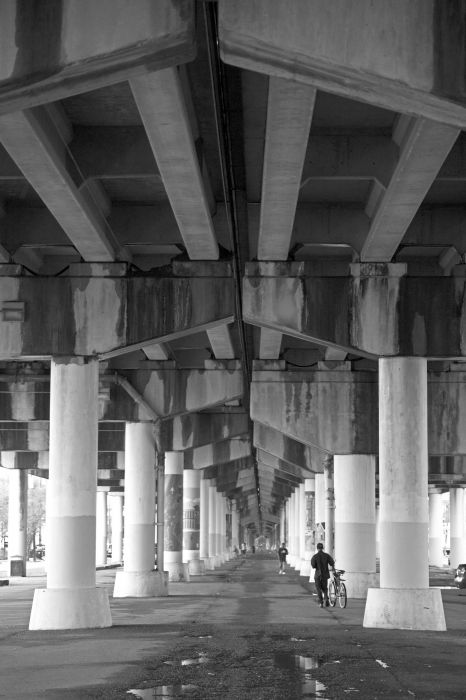 Under The Interstate, Bywater